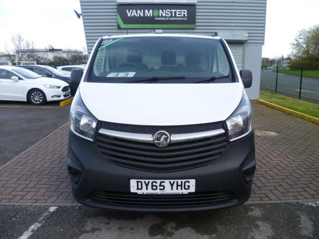 2015 Vauxhall Vivaro  L2 H1 2900 1.6 115PS EURO 5 (DY65YHG) Image 3