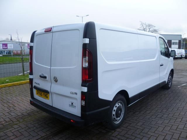 2015 Vauxhall Vivaro  L2 H1 2900 1.6 115PS EURO 5 (DY65YHG) Image 4