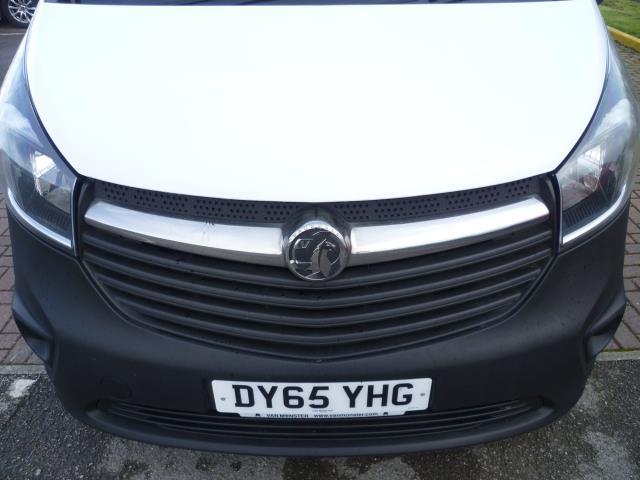 2015 Vauxhall Vivaro  L2 H1 2900 1.6 115PS EURO 5 (DY65YHG) Image 12