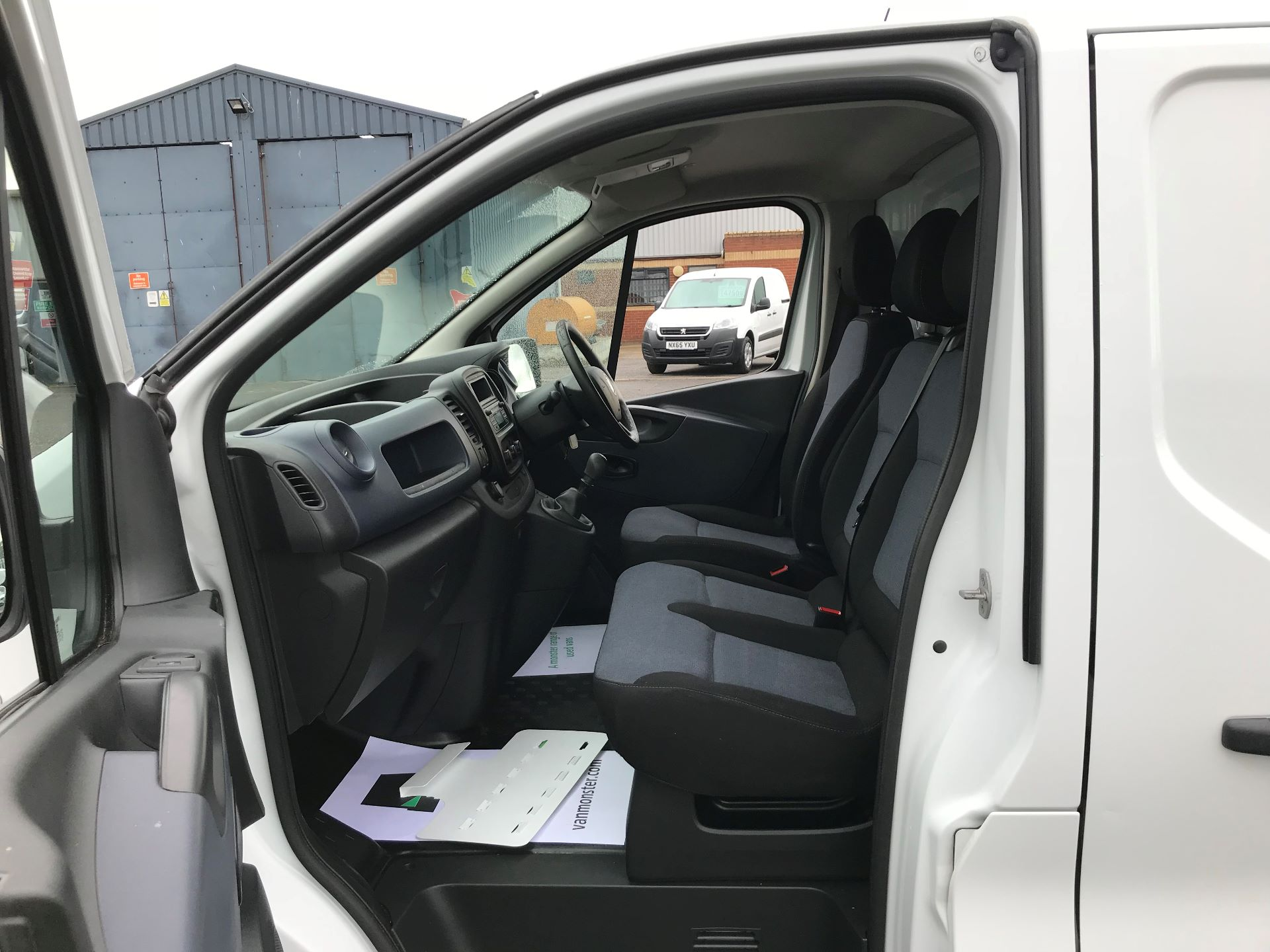 2015 Vauxhall Vivaro 2900 1.6Cdti 115Ps H1 Van (DY65YJG) Image 13