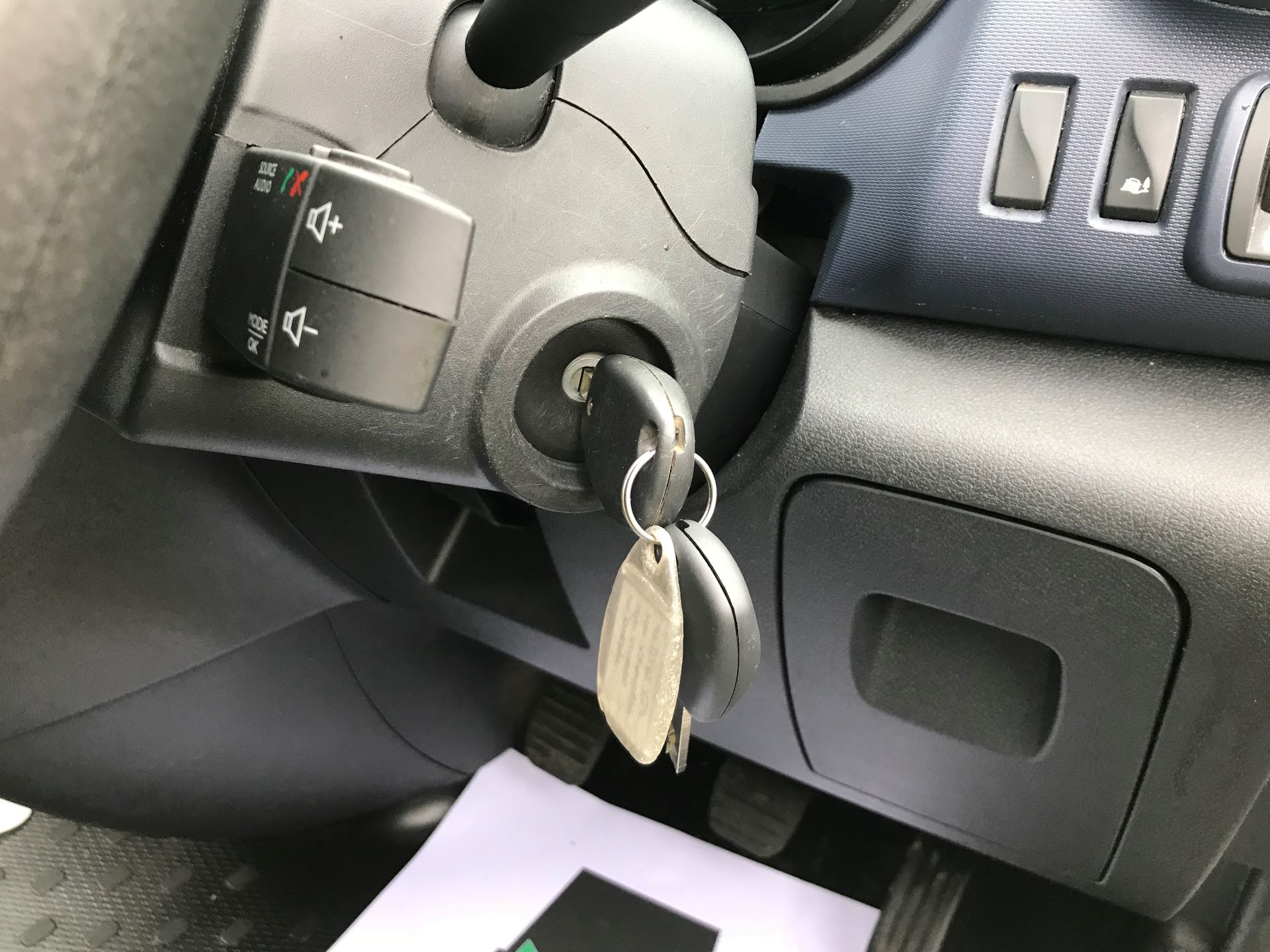 2015 Vauxhall Vivaro 2900 1.6Cdti 115Ps H1 Van (DY65YJG) Image 14