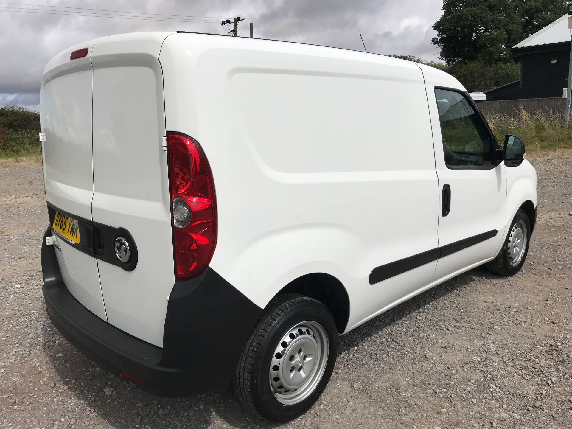 2015 Vauxhall Combo  L1 H1 2000 1.3 16V  EURO 5 (DY65YMK) Image 4