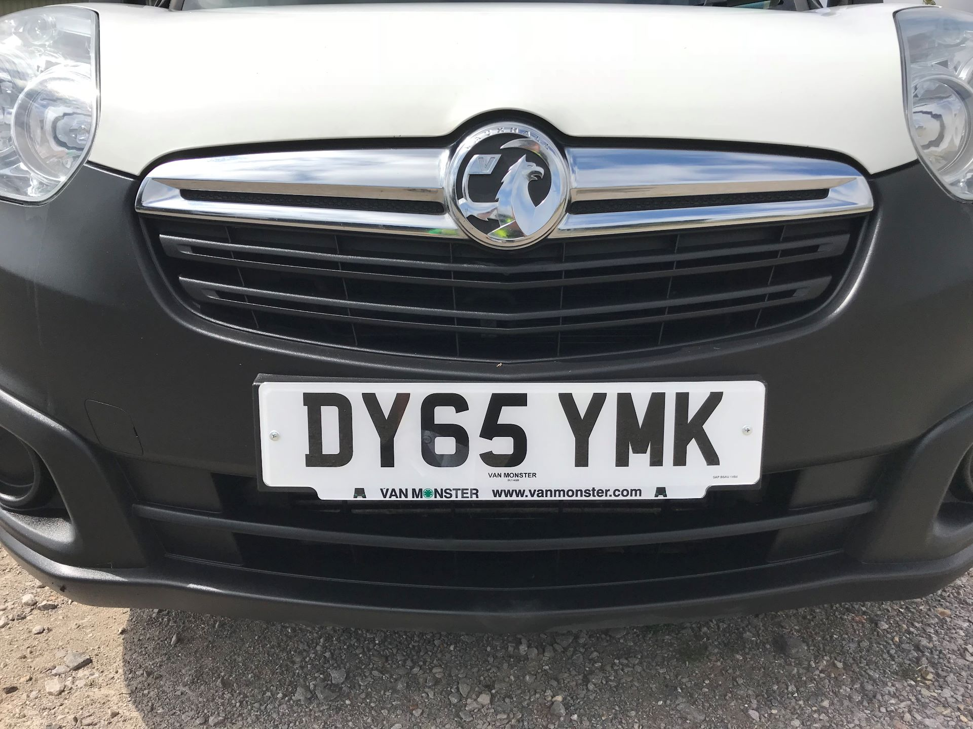 2015 Vauxhall Combo  L1 H1 2000 1.3 16V  EURO 5 (DY65YMK) Image 13