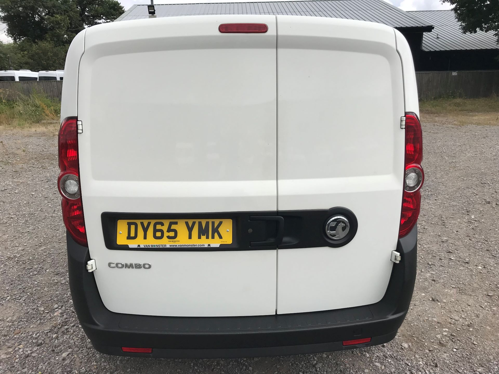 2015 Vauxhall Combo  L1 H1 2000 1.3 16V  EURO 5 (DY65YMK) Image 5