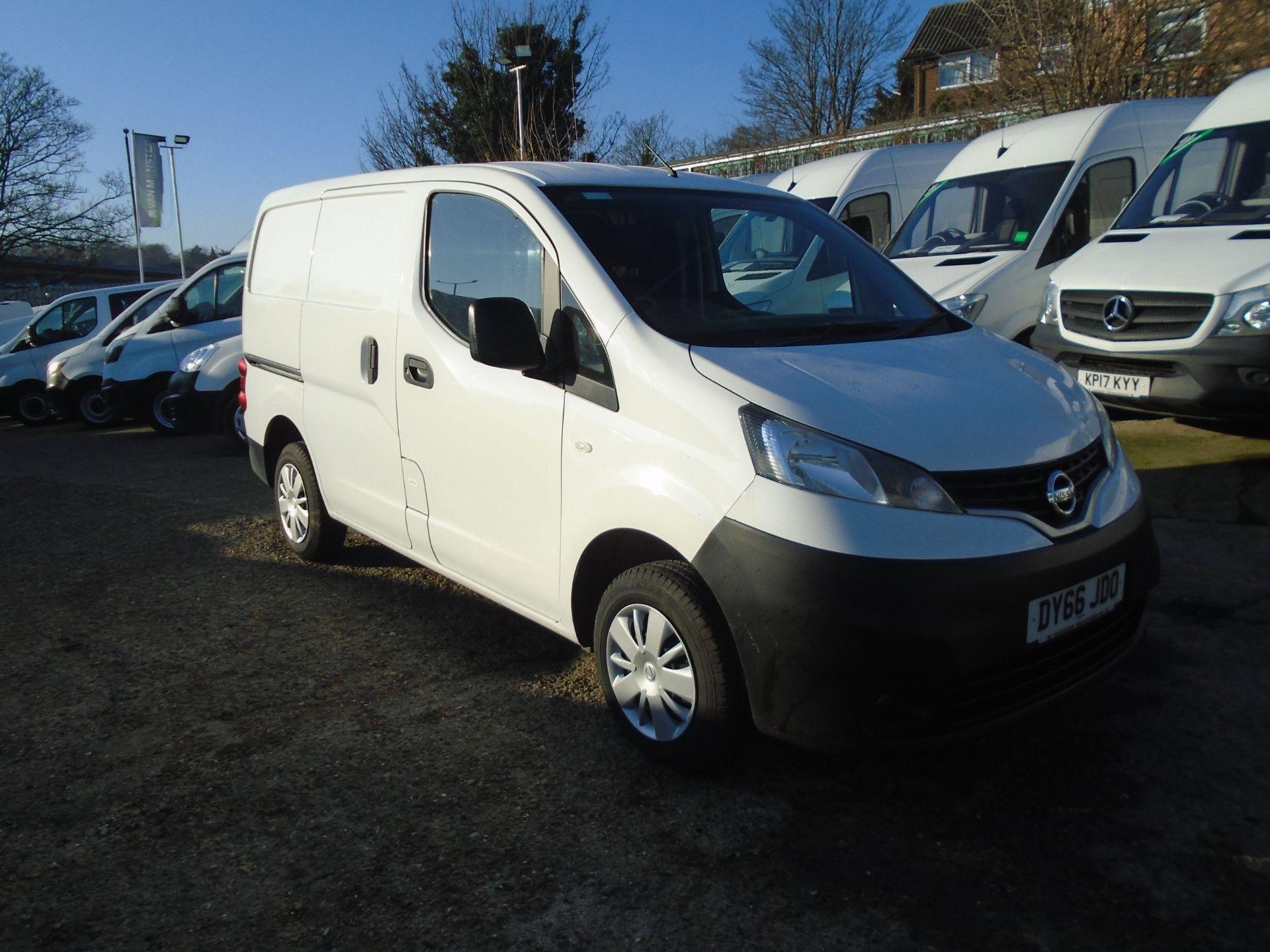 2016 Nissan Nv200 1.5 Dci Acenta Van (DY66JDO)