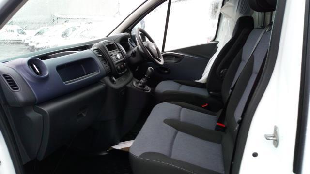 2017 Vauxhall Vivaro 2900 1.6Cdti 120Ps H1 Van (DY67DPU) Image 11