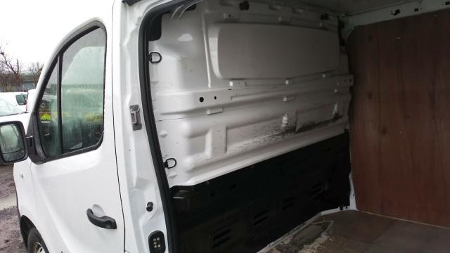 2017 Vauxhall Vivaro 2900 1.6Cdti 120Ps H1 Van (DY67DPU) Image 10