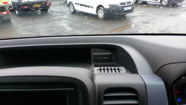 2017 Vauxhall Vivaro 2900 1.6Cdti 120Ps H1 Van (DY67DPU) Image 14
