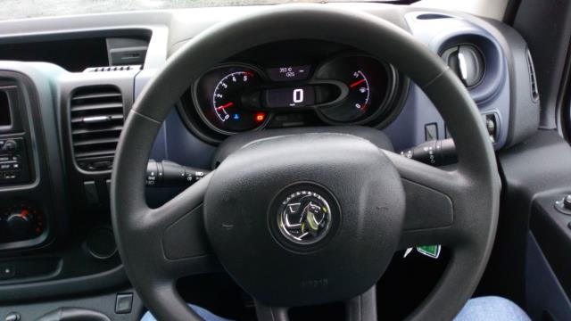 2017 Vauxhall Vivaro 2900 1.6Cdti 120Ps H1 Van (DY67DPU) Image 17