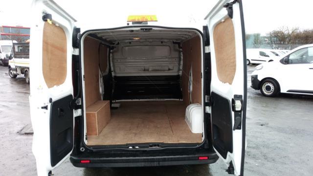 2017 Vauxhall Vivaro 2900 1.6Cdti 120Ps H1 Van (DY67DPU) Image 7