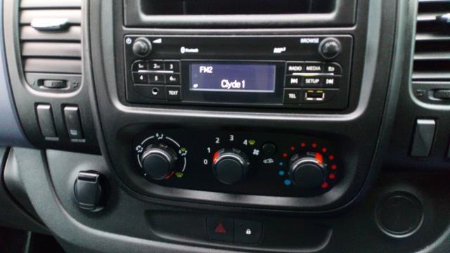 2017 Vauxhall Vivaro 2900 1.6Cdti 120Ps H1 Van (DY67DPU) Image 15