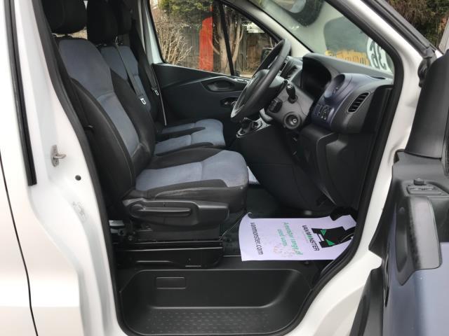 2017 Vauxhall Vivaro 2900 1.6Cdti 120Ps H1 Doublecab (DY67DRX) Image 12