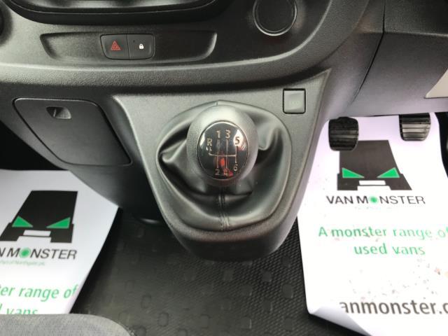 2017 Vauxhall Vivaro 2900 1.6Cdti 120Ps H1 Doublecab (DY67DRX) Image 22