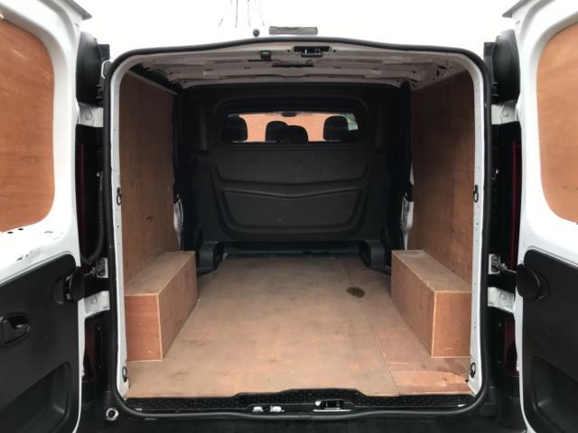 2017 Vauxhall Vivaro 2900 1.6Cdti 120Ps H1 Doublecab (DY67DRX) Image 37