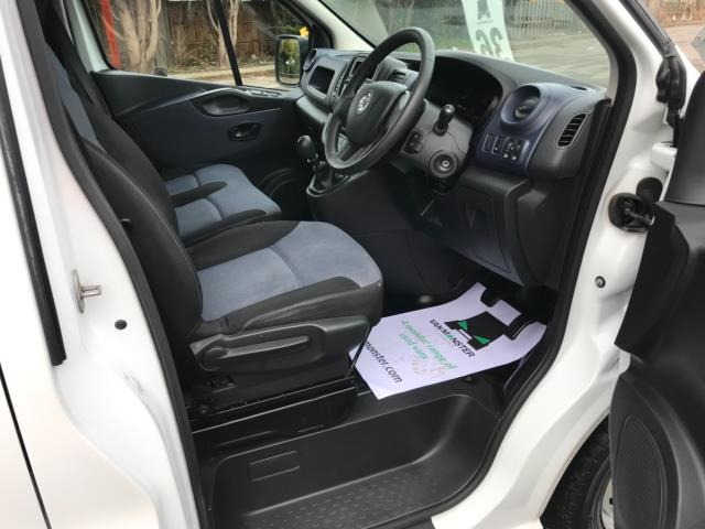 2017 Vauxhall Vivaro 2900 1.6Cdti 120Ps H1 Doublecab (DY67DRX) Image 10