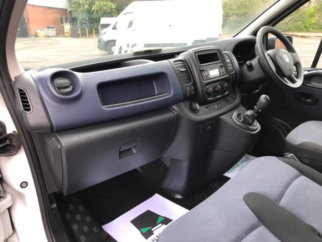 2017 Vauxhall Vivaro 2900 1.6Cdti 120Ps H1 Doublecab (DY67DRX) Image 24