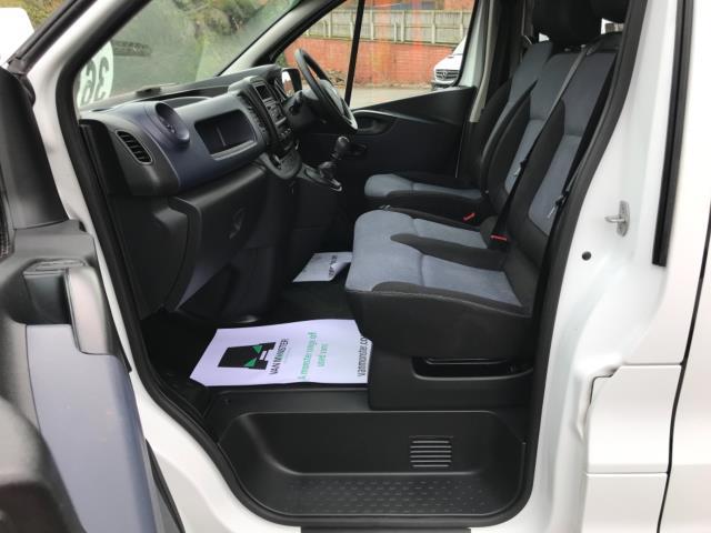 2017 Vauxhall Vivaro 2900 1.6Cdti 120Ps H1 Doublecab (DY67DRX) Image 25