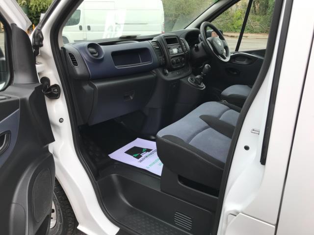 2017 Vauxhall Vivaro 2900 1.6Cdti 120Ps H1 Doublecab (DY67DRX) Image 23