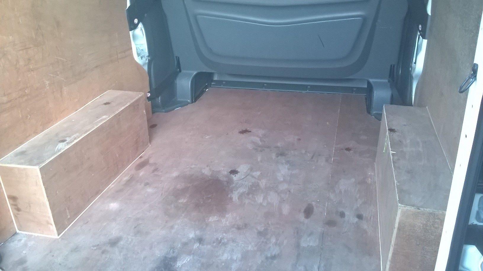 2017 Vauxhall Vivaro 2900 1.6CDTI 120Ps H1 D/CAB EURO 6 (DY67DTV) Image 10