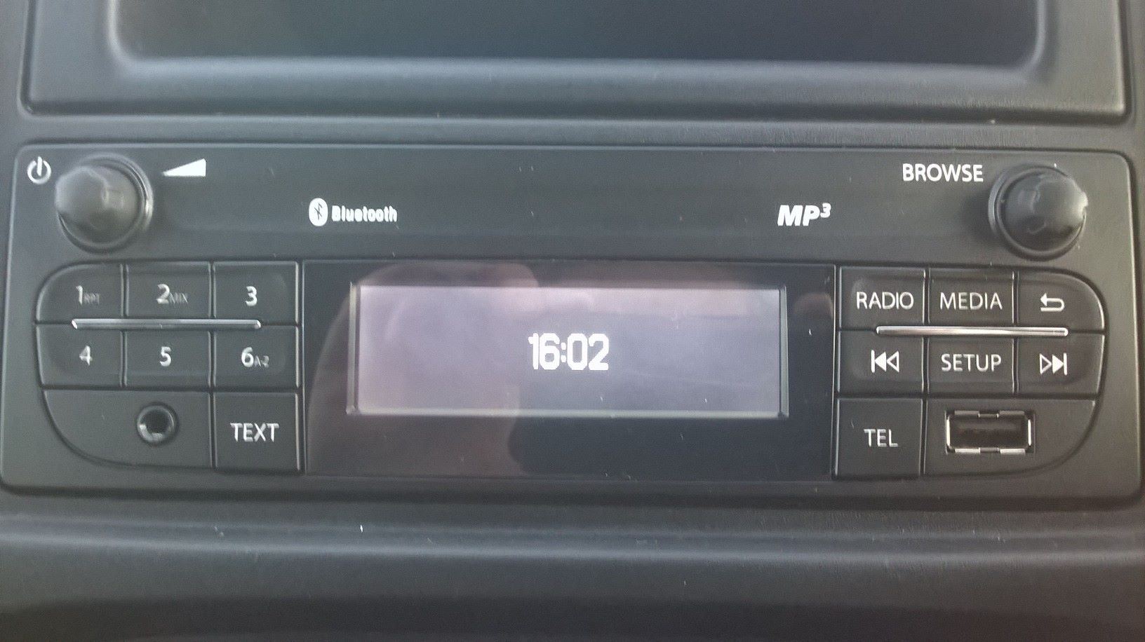 2017 Vauxhall Vivaro 2900 1.6CDTI 120Ps H1 D/CAB EURO 6 (DY67DTV) Image 18