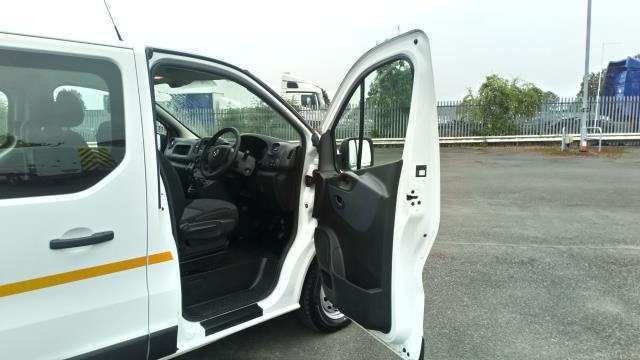 2017 Vauxhall Vivaro 2900 1.6Cdti 120Ps H1 Doublecab (DY67DVB) Image 14