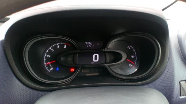 2017 Vauxhall Vivaro 2900 1.6Cdti 120Ps H1 Doublecab (DY67DVB) Image 18