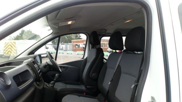 2017 Vauxhall Vivaro 2900 1.6Cdti 120Ps H1 Doublecab (DY67DVB) Image 15