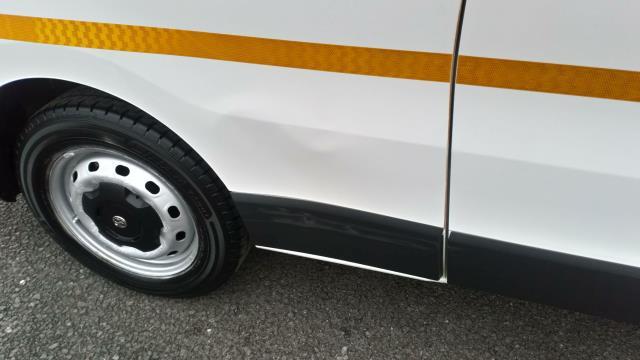 2017 Vauxhall Vivaro 2900 1.6Cdti 120Ps H1 Doublecab (DY67DVB) Image 9