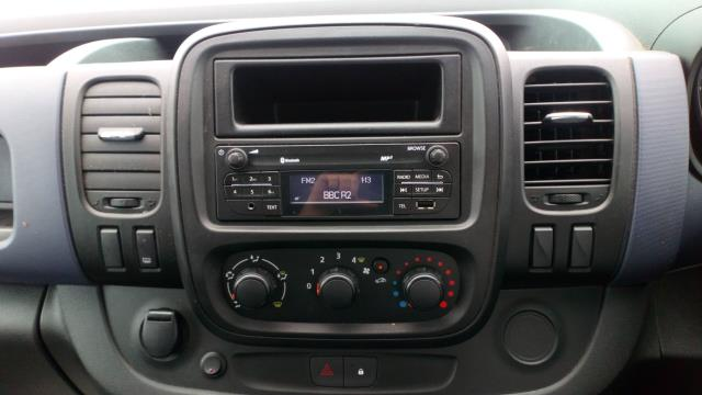 2017 Vauxhall Vivaro 2900 1.6Cdti 120Ps H1 Doublecab (DY67DVB) Image 19