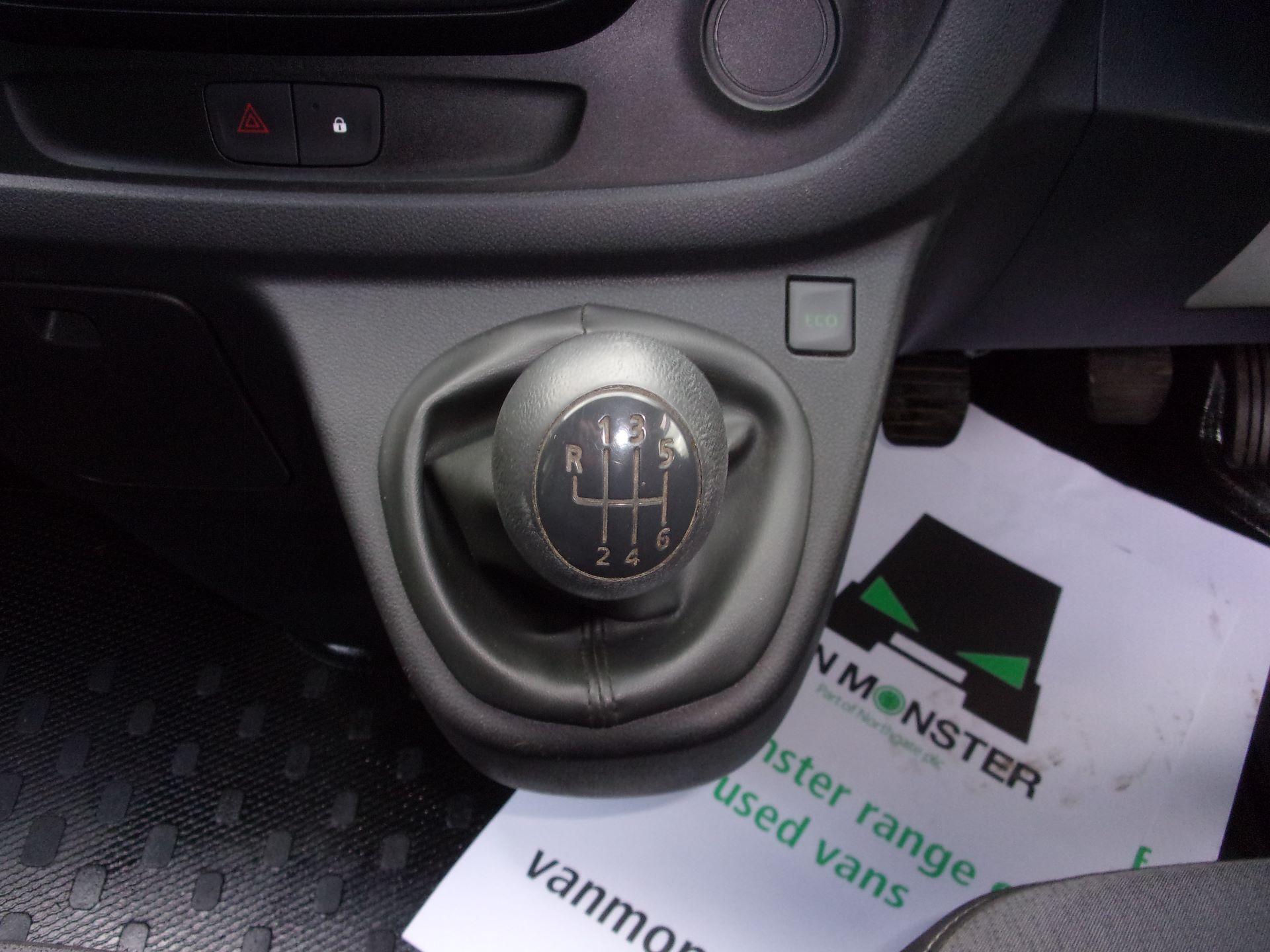 2017 Vauxhall Vivaro L2 H1 2900 1.6 CDTI 120PS EURO 6 (DY67DWG) Image 4