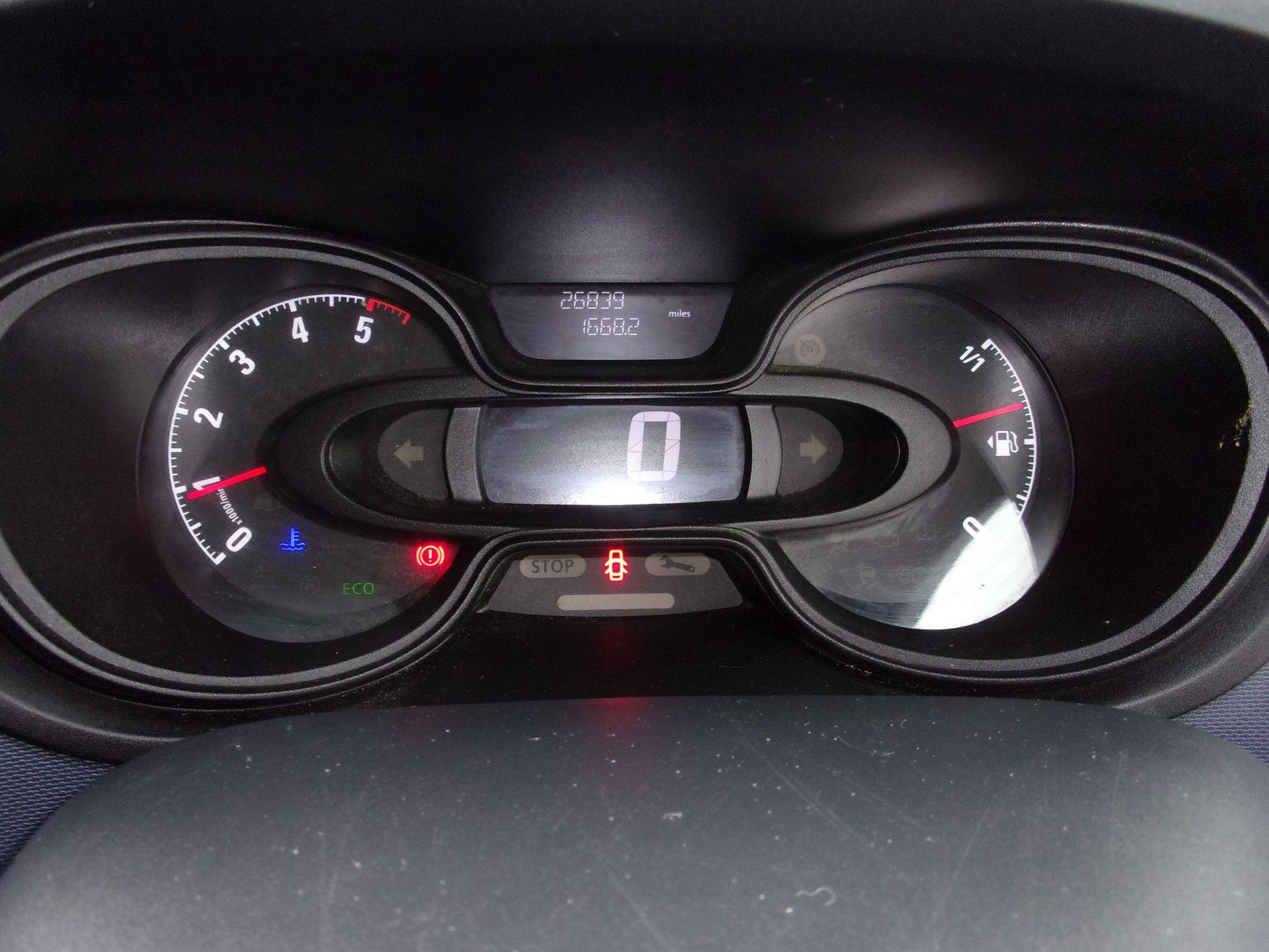 2017 Vauxhall Vivaro L2 H1 2900 1.6 CDTI 120PS EURO 6 (DY67DWG) Image 6