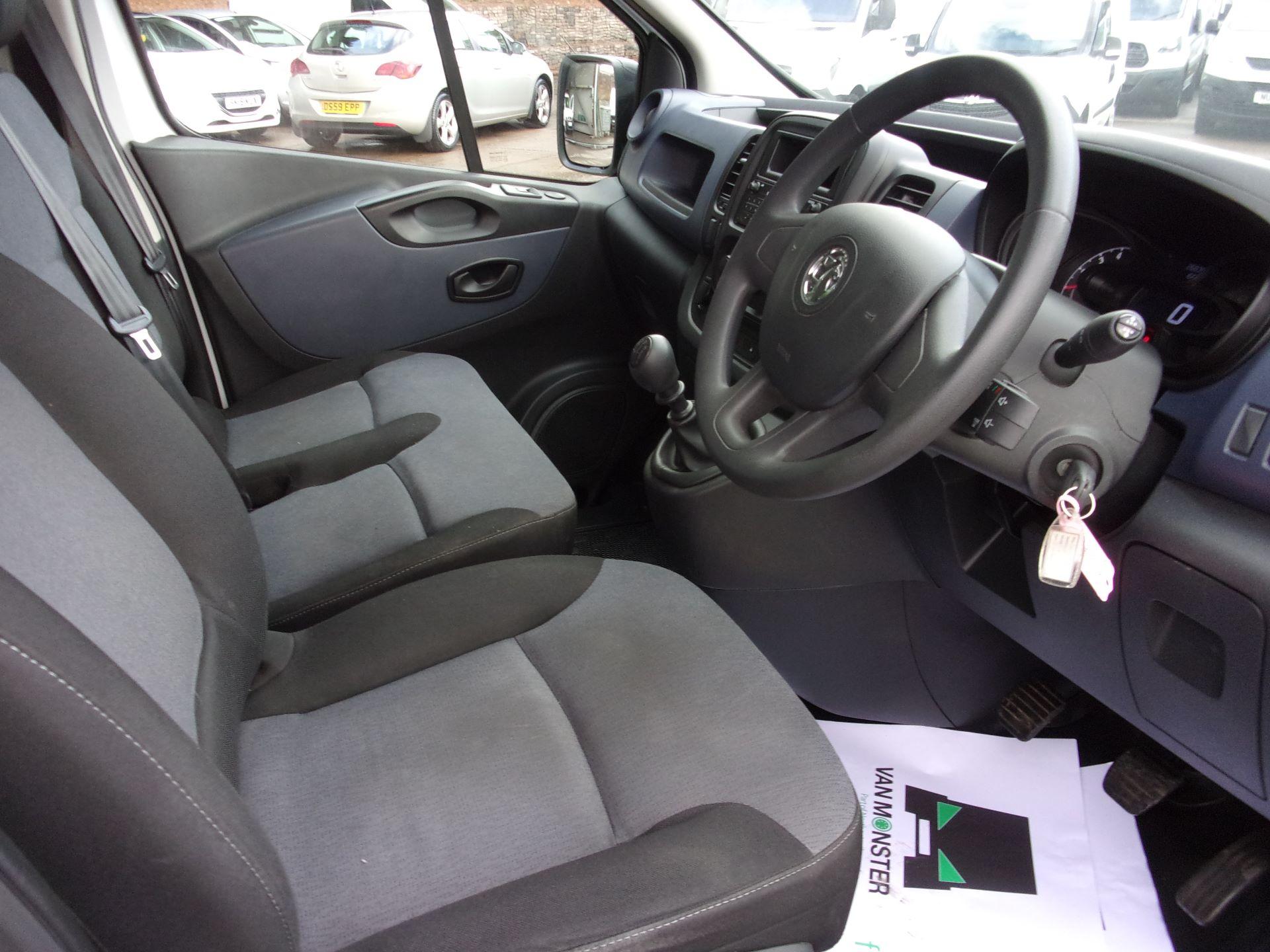 2017 Vauxhall Vivaro L2 H1 2900 1.6 CDTI 120PS EURO 6 (DY67DWG) Image 2