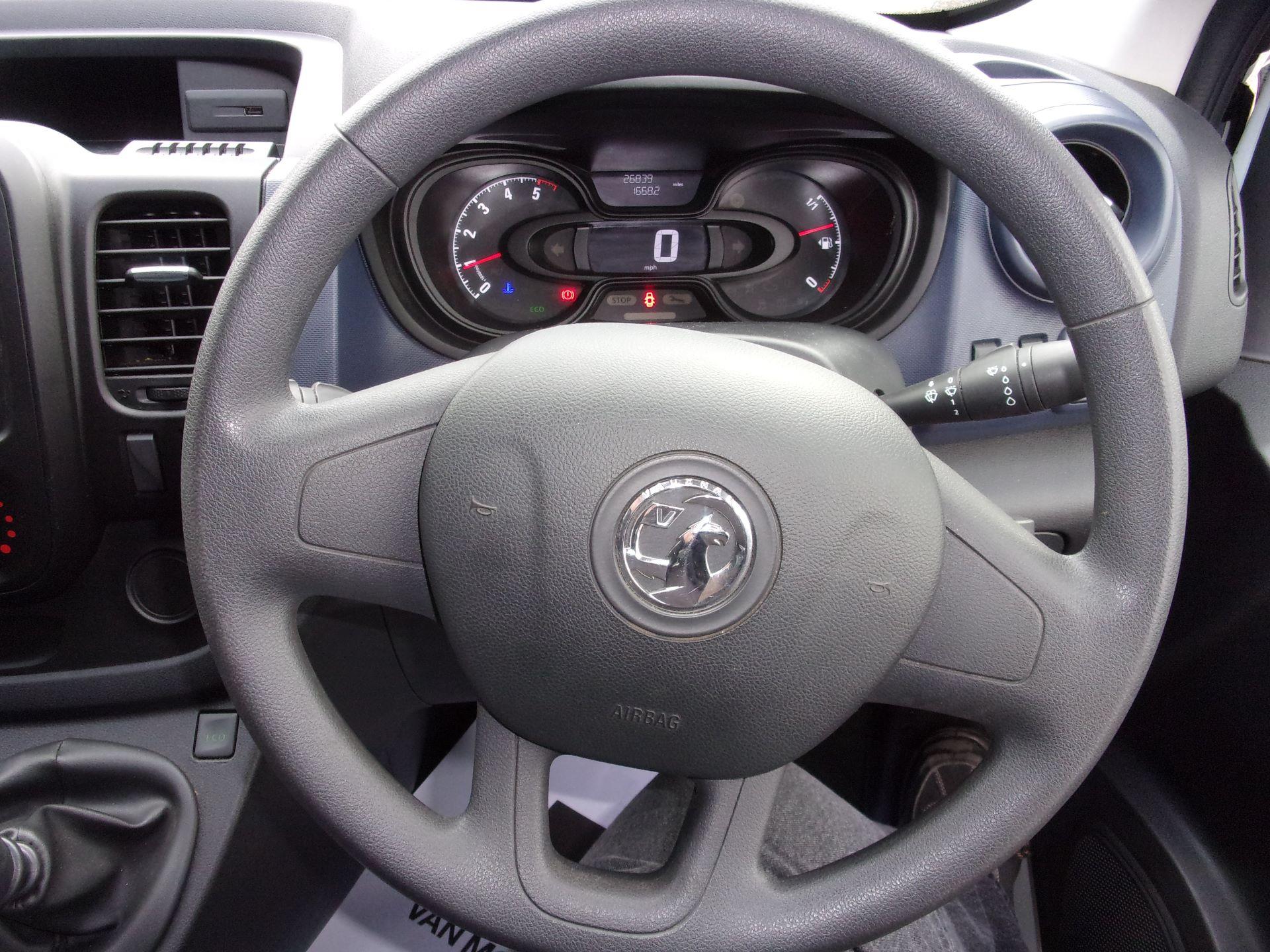 2017 Vauxhall Vivaro L2 H1 2900 1.6 CDTI 120PS EURO 6 (DY67DWG) Image 5