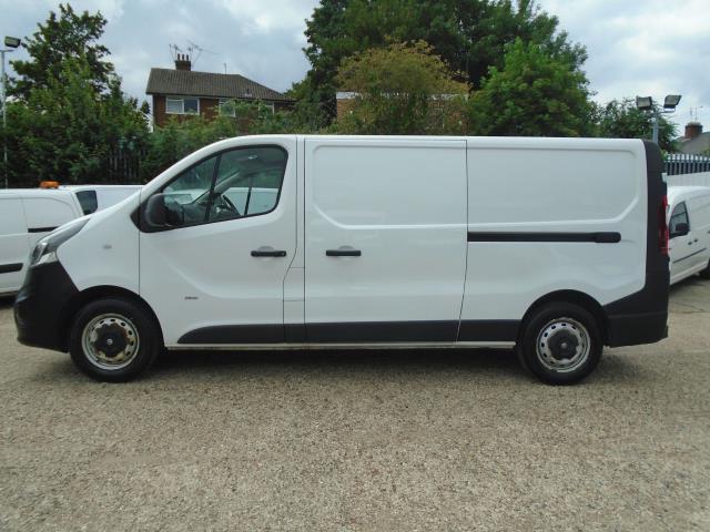 2017 Vauxhall Vivaro 2900 1.6Cdti 120Ps H1 Van *EURO 6* (DY67DYC) Image 8