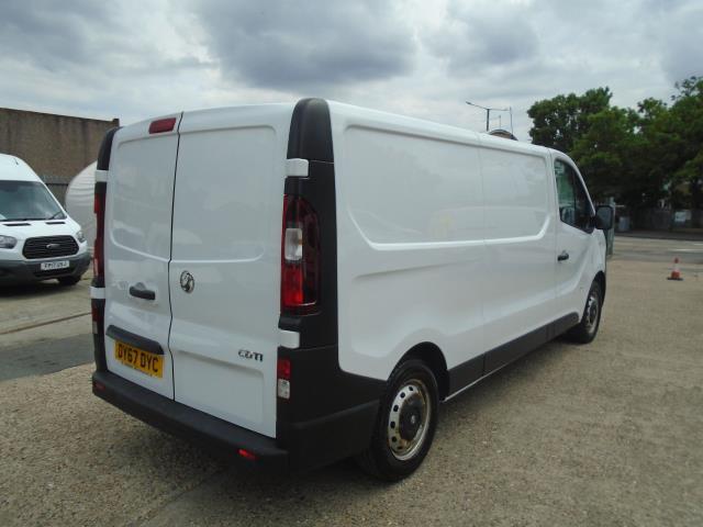 2017 Vauxhall Vivaro 2900 1.6Cdti 120Ps H1 Van *EURO 6* (DY67DYC) Image 5