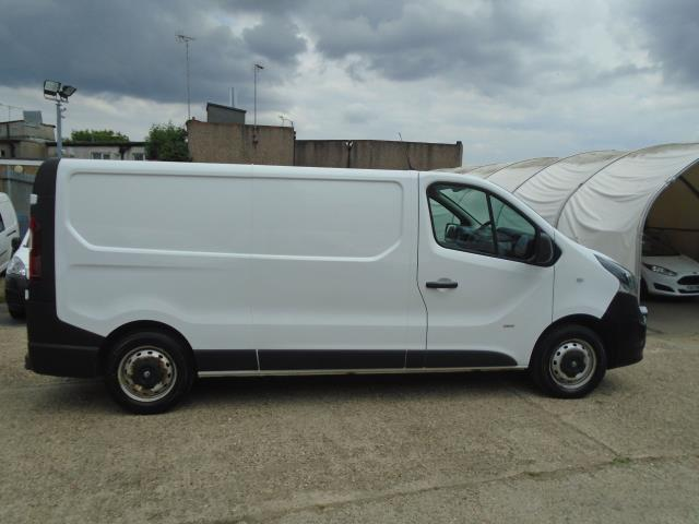 2017 Vauxhall Vivaro 2900 1.6Cdti 120Ps H1 Van *EURO 6* (DY67DYC) Image 4
