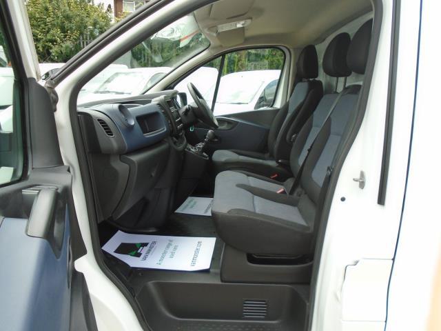 2017 Vauxhall Vivaro 2900 1.6Cdti 120Ps H1 Van *EURO 6* (DY67DYC) Image 13