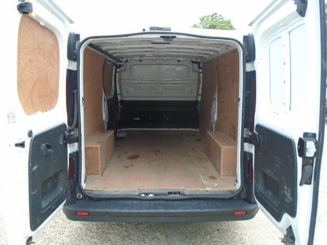 2017 Vauxhall Vivaro 2900 1.6Cdti 120Ps H1 Van *EURO 6* (DY67DYC) Image 12