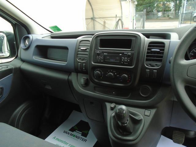 2017 Vauxhall Vivaro 2900 1.6Cdti 120Ps H1 Van *EURO 6* (DY67DYC) Image 16