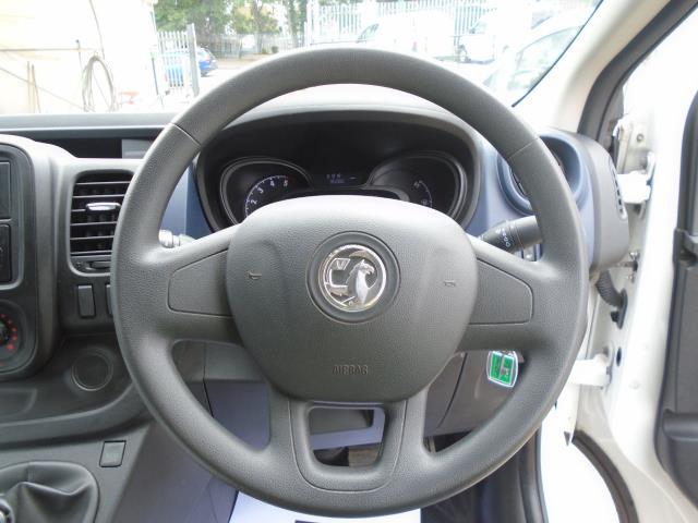 2017 Vauxhall Vivaro 2900 1.6Cdti 120Ps H1 Van *EURO 6* (DY67DYC) Image 18