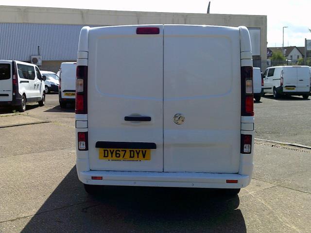 2017 Vauxhall Vivaro 2900 1.6Cdti 120Ps Sportive H1 Van (DY67DYV) Image 12