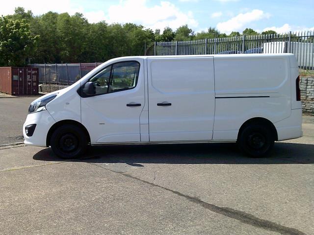 2017 Vauxhall Vivaro 2900 1.6Cdti 120Ps Sportive H1 Van (DY67DYV) Image 14