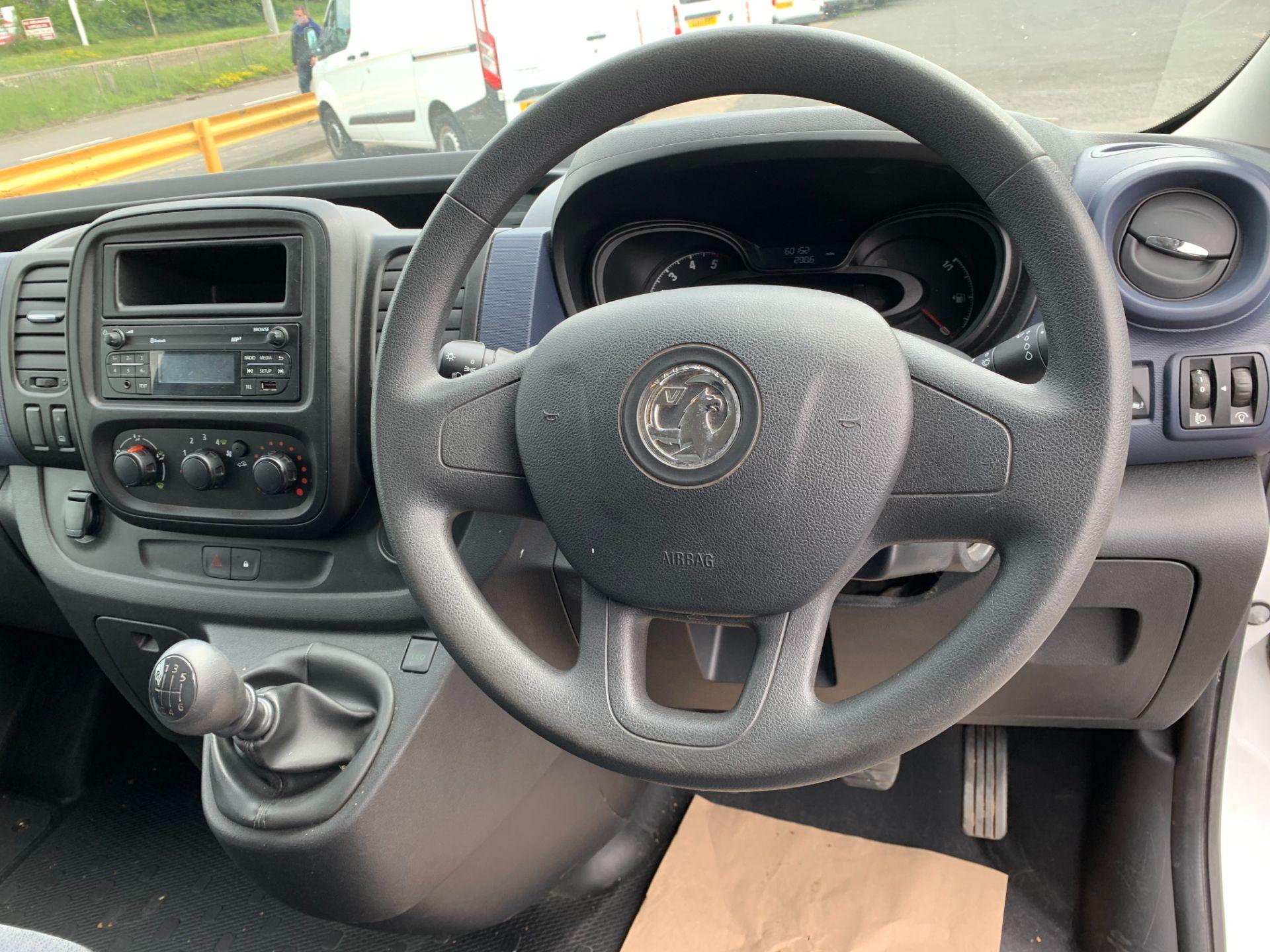 2017 Vauxhall Vivaro 2900 1.6Cdti 120Ps H1 Van (DY67MWJ) Image 16