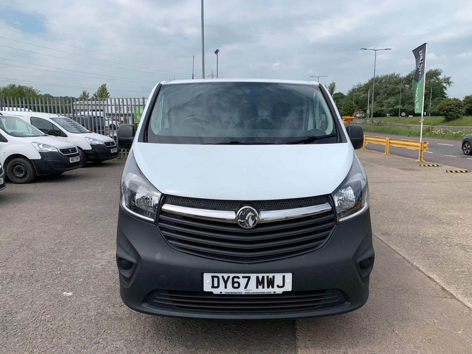 2017 Vauxhall Vivaro 2900 1.6Cdti 120Ps H1 Van (DY67MWJ) Image 2