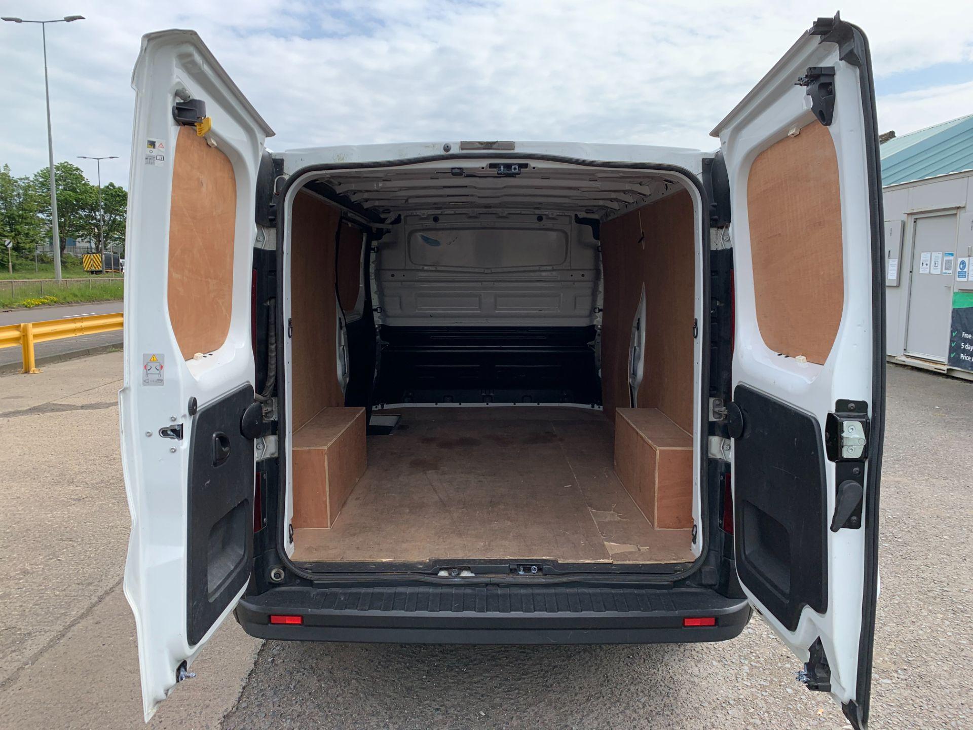 2017 Vauxhall Vivaro 2900 1.6Cdti 120Ps H1 Van (DY67MWJ) Image 10