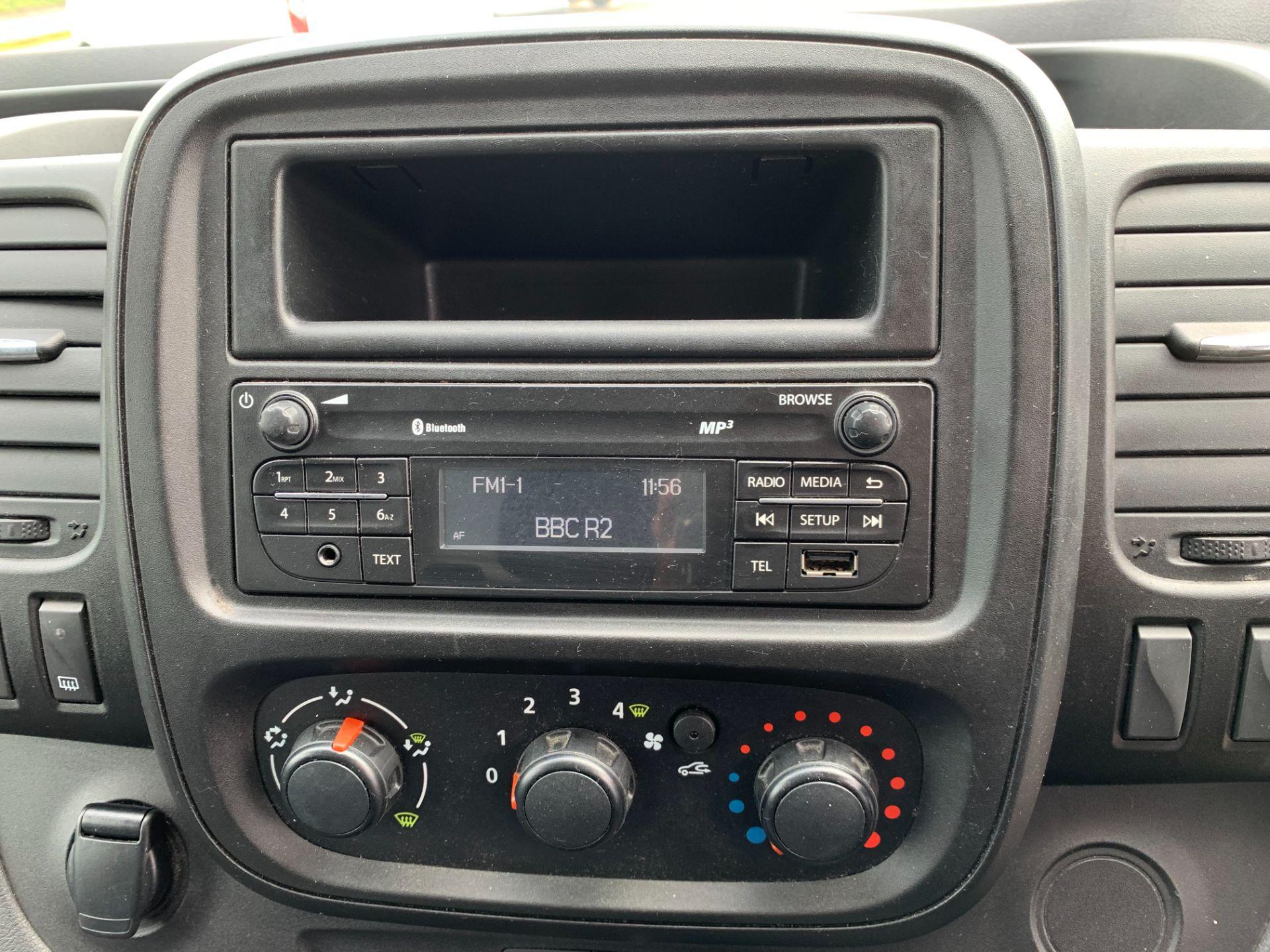 2017 Vauxhall Vivaro 2900 1.6Cdti 120Ps H1 Van (DY67MWJ) Image 18