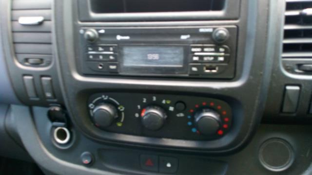 2017 Vauxhall Vivaro 2900 1.6Cdti 120Ps H1 Van (DY67MWM) Image 16