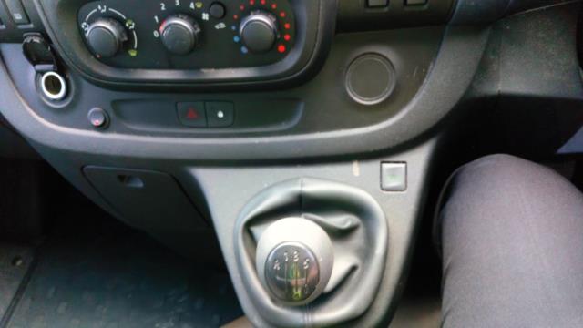 2017 Vauxhall Vivaro 2900 1.6Cdti 120Ps H1 Van (DY67MWM) Image 19