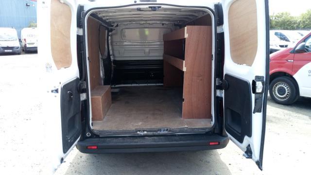 2017 Vauxhall Vivaro 2900 1.6Cdti 120Ps H1 Van (DY67MWM) Image 9
