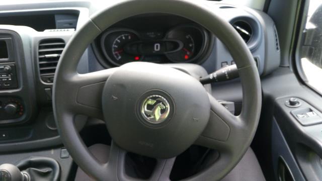 2017 Vauxhall Vivaro 2900 1.6Cdti 120Ps H1 Van (DY67MWM) Image 18